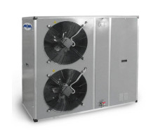 Multi air to water heat pump unit