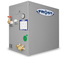 Direct expansion water cooled heat pump unit